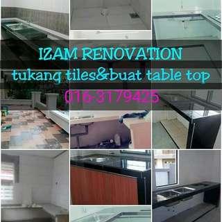 Tukang psg tiles&table top