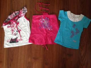 Barbie blouse for 3-4yrs old