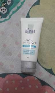 bless moisturizer