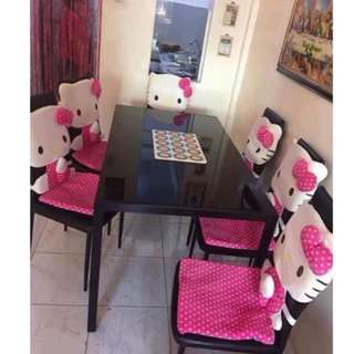 🌹🌹NEW!! HELLO KITTY SEAT COVER (PREORDER/ NO TO COD)