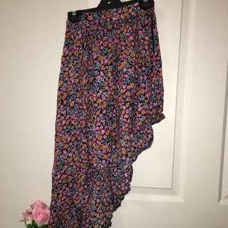Floral Festival skirt