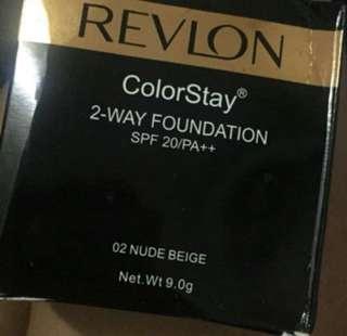 Revlon 2way foundation