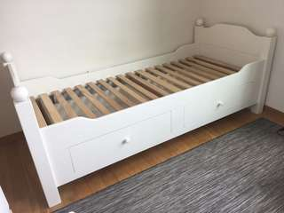 Child bed hand made full wood