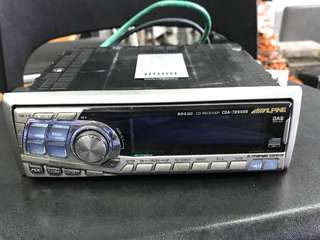 Alpine CDA-7894RB CD player