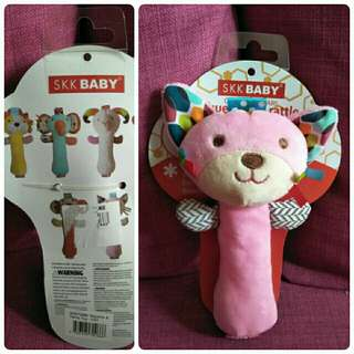 BNWT baby squeaky toy