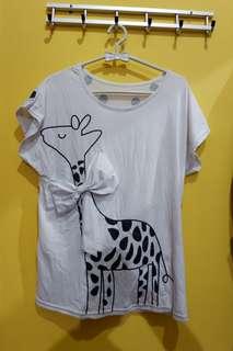 Giraffe top big size