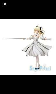 Sega Fate/Grand Order: Saber Altria Pendragon Lily SPM Super Premium Figure sealed original item brand new