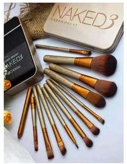AUTHENTIC 12pcs Professional Makeup Brushes