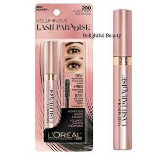 L'OREAL VOLUMINOUS Lash Paradise Mascara