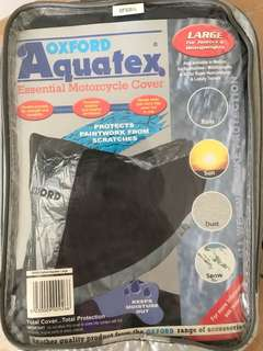 Oxford Aquatex Essential Motorcycle Cover