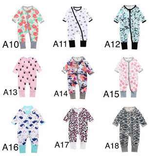 Bonds Inspired Sleepsuit A10-A18