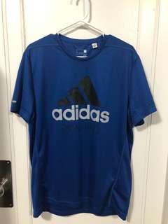 Men's Size L Adidas shirt