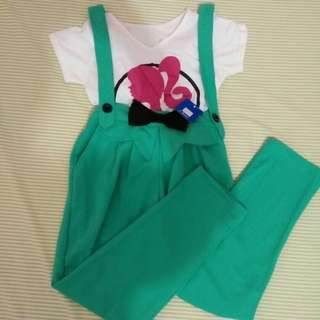 Jumpsuit Barbie