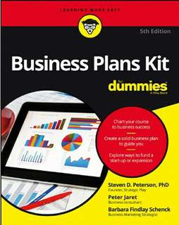 ebook Business Plans Kit For Dummies, 5th Edition