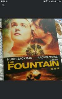 English dvd  The fountain Pick up hougang buangkok  Or add $1 postage