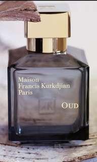 Maison Francis Kurkdjian Oud 70ml