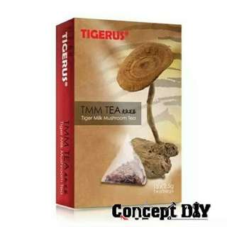 Tiger Milk Mushroom Tea