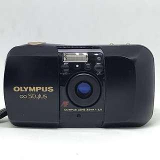 Olympus Stylus Epic MJU 1 *Rare GOLD Edition*