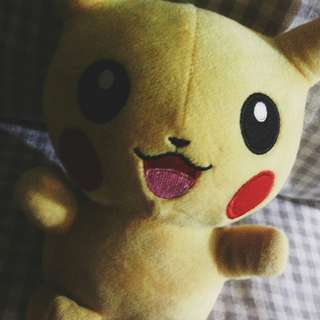 22cm Pikachu Stuffed Toy