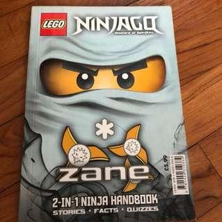 Lego ninjagq book