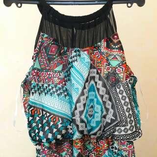 Maxi Dress Small-Large