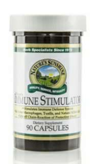 Nature Sunshine Immune Stimulator 90 caps (Immune Booster)