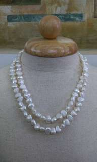 2-layer Pearl necklace