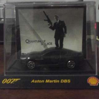 Shell 007 Quantum of Solaxe Aston Martin DBS