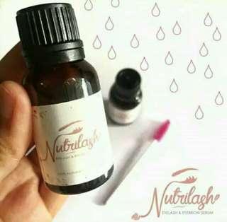NutriLash (penyubur bulumata dan alis)