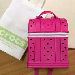 Crocs Zip Top Backpack