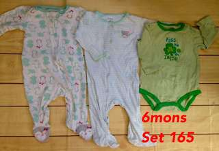 Baby cloths for girl 6mons