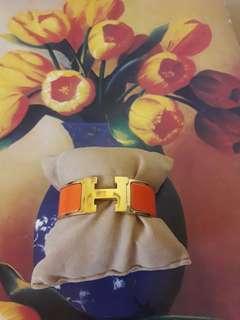 Reprice!authemtic hermès bangle