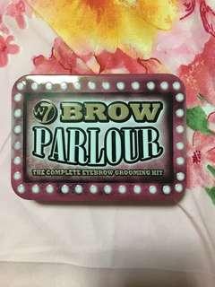 w7 Brow Palette