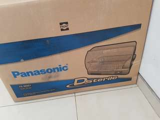 Panasonic sterilizer-dish dryer