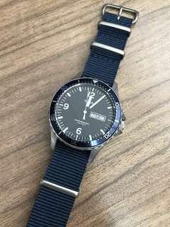 Timex J Crew watch
