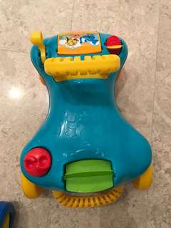 Playskool walker 2 in 1