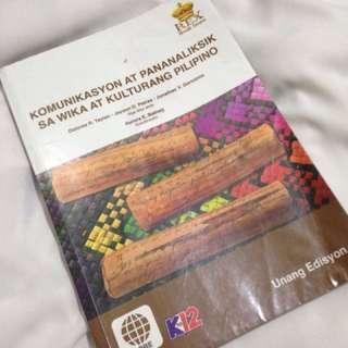 REX Books (4)- Komunikasyon at pananaliksik sa wika at kulturang pilipino, Media and information literacy, Oral Communication, RTED