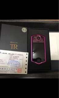 Casio TR70 桃紅色 保固內 卡西歐 二手/超新/價可議