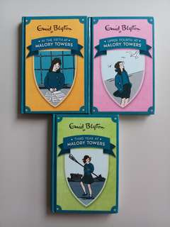 Malory Towers (3 for $6)