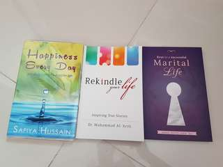 BN Islamic Motivational Books