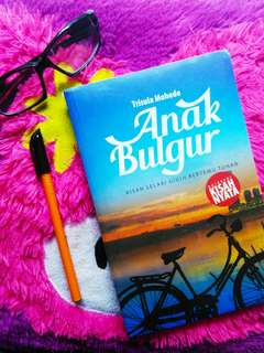 NOVEL Anak Bulgur