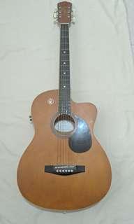 "RJ Guitar ""Deluxe Manila"""