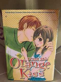 Komik Orange Kiss