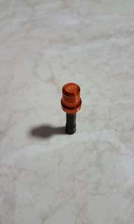 Genuine KTM Power Parts Factory Fuel Tank Cap Vent.