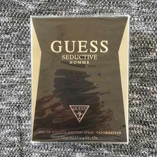 Authentic Guess Seductive