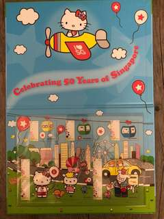 Hello kitty celebration SG50