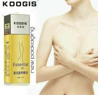 Koogis bust enhancement Essence