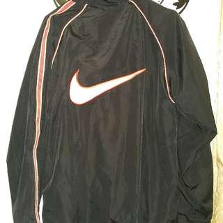 Nike古著風衣 vintage