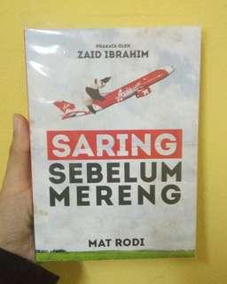 Books| Saring Sebelum Mereng