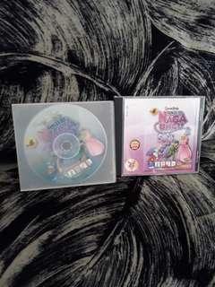 "VCD & CD Operet Anak Bobo ""Misteri Naga Ungu"""